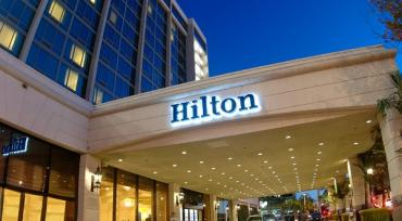 Hilton Hotels and Resorts Website